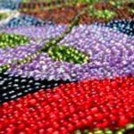 Лучшие наборы для вышивания бисером рушников и значения цветов
