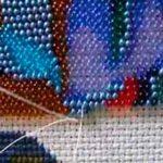 Вышивка бисером картины: грамотный подбор бусинок