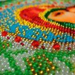Картины из бисера по мозаичной технике или вышивка алмазами